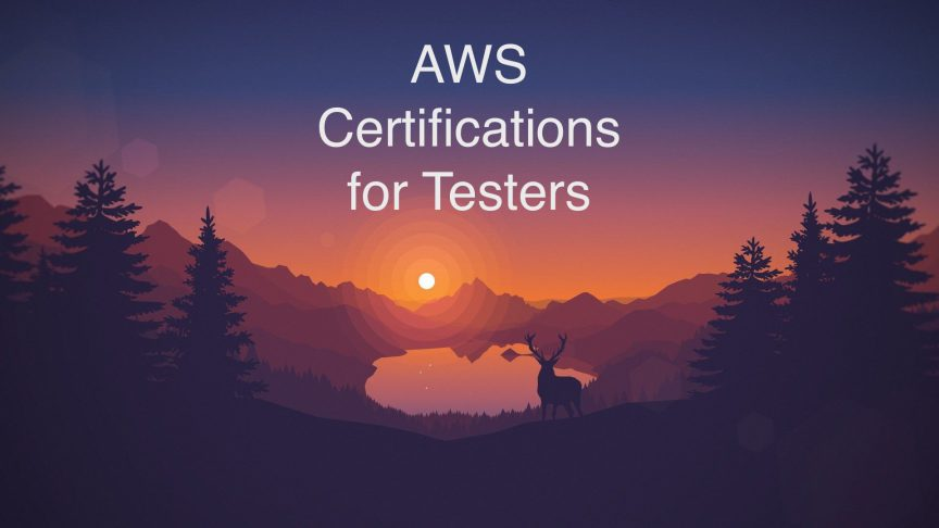 aws tester certifications